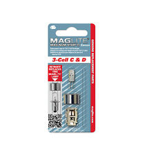 3 Cell D or C MagLite Flashlights Xenon Replacement Lamp, Bulb, 1 pce