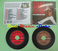 CD SOUL GALORE 60 70 NOTHERN CLASSICS compilation 2006 CROW SUPREMES BUSH (C28)