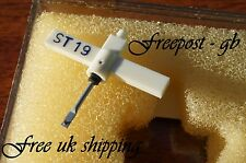 98 - STYLUS / NEEDLE FOR RECORD PLAYER / DECK / TURNTABLE BSR ST19