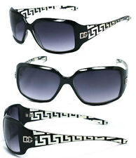 New Men Women DG Sunglasses w/ Free Pouch T. Black D125