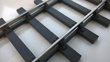 "Gauge 1 - 1:32 Scale 45mm (1 3/4"") Ready Made Track from Cliff Barker"