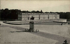 Chantilly France picardie ~ 1910 Chateau d 'Enghien château palace palais monument