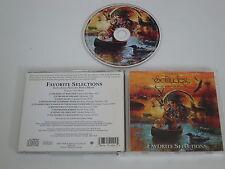 DAN GIBSON/FAVORITE SELECTIONS(SOLITUDES CDG-109) CD ALBUM