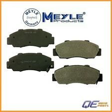 Front Acura CL Integra Legend Honda Accord Brake Pads Meyle Semi Metallic D707SM
