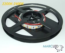 12VDC SMD5050 LED flexible strip, 2200K-2400K, 1m / 1000mm (14.4W, 60LEDs), IP20
