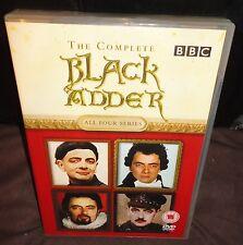 Blackadder - Complete (DVD, 2001, 4-Disc Set)
