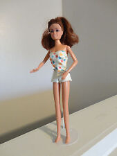 Fake Leather Halter Outfit Doll {Barbie Size Doll}