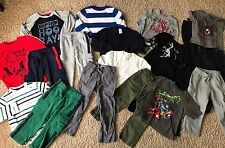 Toddler 4t Boys 19-pc Lot Shirts Pants Gymboree Disney Old Navy $150++