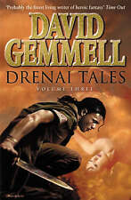 DRENAI TALES - Vol 3 - SIGNED NUMBERED LIMITED EDITION OF1000 BY DAVID GEMMELL
