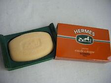 HERMES Eau de Cologue Bar Soap in Original Box- 2 oz