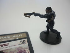 Half-Orc Thug Cormyr Dungeon Command Dungeons and Dragons Miniatures D&D