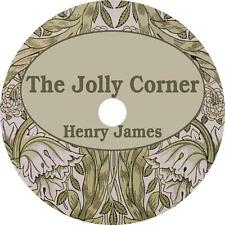 The Jolly Corner, a Henry James Classic Self Adventure Audiobook on 1 MP3 CD