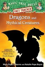 Dragons and Mythical Creatures (Magic Tree House (R) Fact Tracker)-ExLibrary