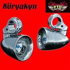 "Kuryakyn Universal Engine Guard Mounted Driving Lights 1""-1/4"" Bar 5019"