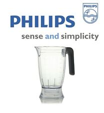 Original Philips Plastic Blender Jug for HR7774, HR7775, RI7774 & RI7775 Models