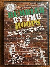 CELTIC FC - HUMBLED BY THE HOOPS Greatest Goals Against Rangers 50 Years UK DVD
