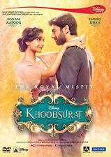 Khoobsurat (Sonam Kapoor, Fawad Afzal Khan) (Bollywood) (Hindi) (DVD) (2014)