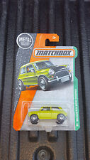 Matchbox Superfast 2017 Case A #117 64 Austin Mini Cooper