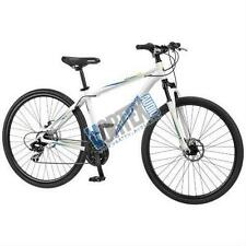 Brand New Mongoose R4132 29-Inch Men's Banish 2.0 Mountain Bike Dual Sport-White