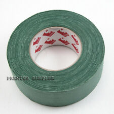 Genuine British Army Scapa Green Sniper Tape 50m Roll