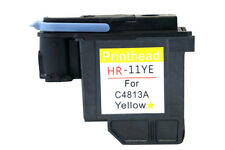 remanufactured HP 11 C4813A Yellow Printhead Print head