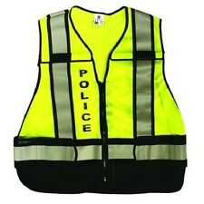 Smith & Wesson Police Blue Reflective Mesh Safety Work Vest SVSW033-2X/4X