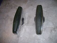 57-63 ~NOS UNIVERSAL BUMPER GUARDS~GEM MANUFACTURING~FORD~DODGE~CHEVY Stock# 657