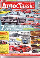 Auto Classic 1/06 VW T2/Mercedes R107/Porsche 912/968/R4/Wertsteigerung//2016