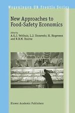 New Approaches to Food-Safety Economics 1 (2003, Paperback)