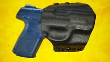 HOLSTER BLACK KYDEX Ruger SR9 C COMPACT OWB Outside Waistband