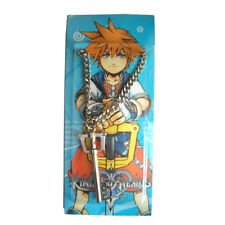 Kingdom Hearts Key Blade Metal Charm Necklace Keychain Cosplay Costume Prop Gift