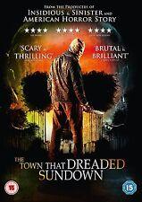THE TOWN THAT DREADED SUNDOWN DVD FILM Horror in Inglese NEW PRENOTAZ