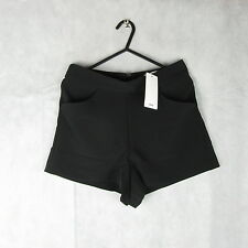 New! Stunning! Mango Black Shorts Size 38EUR - Casual Women Stylish Fashion