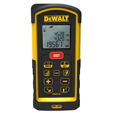 DEWALT DW03101 330-Feet (100m) Laser Distance Measurer