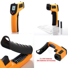 Non-Contact IR Infrared Digital Temperature Gun Thermometer Laser Point GM320 HP