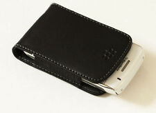 Leather Pouch Case BlackBerry Curve 8520 8530 8900 9300 9330 Bold 9700 9780 9790