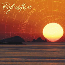 Cafe Del Mar Sunscapes  CD New