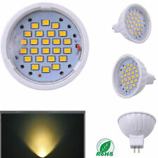 110V 12W GU10 SMD LED Spot Light Warm White Downlight Energy Saving Bulb Lamp