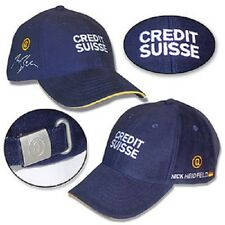 originale Fancap Nick Heidfeld   blaue Version   Credit Suisse  Sauber  Formel 1