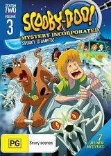 Scooby-Doo!: Mystery Incorporated - Spooky Stampede - Season 2 Volume 3