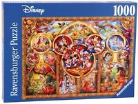 RAVENSBURGER THE BEST DISNEY CHARACTER THEMES 1000 PIECE JIGSAW PUZZLE NEW GIFT