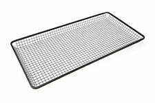 TIB90405 Big Longest Black Wire Mesh Basket,2400x1200x160mm,Universal Brackets
