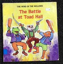 Kenneth Grahame's The Wind in the Willows The Battle at Toad Hall Troll Assoc.