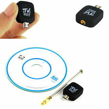 1pc Mini Micro USB DVB-T Digital Mobile TV Tuner Receiver for Android 4.0-5.0 F#