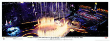 SALT LAKE CITY 2002 Winter Olympic Games CLOSING CEREMONY Commemorative POSTER