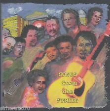 SONGS FROM THE STREET Self Titled CD