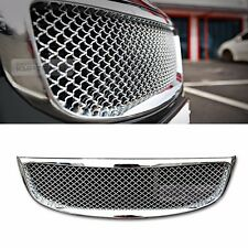 Bentley Style Chrome Front Bonnet Grille For KIA 2015 2016 2017 Sedona Carnival