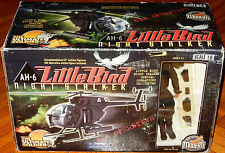 CUSTOM GI JOE ULTIMATE SOLDIER AH-6 LITTLE BIRD NIGHT STALKER HELICOPTER 1:6 12""