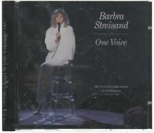BARBRA STREISAND ONE VOICE CD F.C. SIGILLATO!!!
