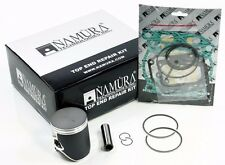 2001-2002 Suzuki RM250 Namura Top End Rebuild Piston Kit Rings Gaskets '01-'02 A